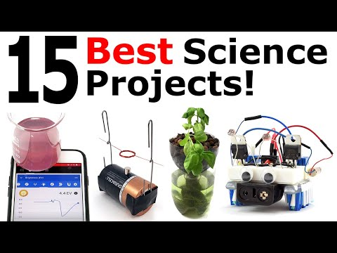 15 Best Science Projects - Our Scientists' Picks
