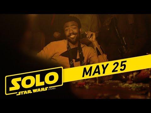 """Han Solo: Una Historia de Star Wars - """"Rivals"""" TV Spot (:30)?>"""