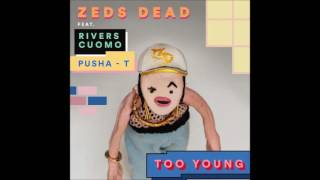 Thumbnail for Zeds Dead ft. Pusha T — Too Young