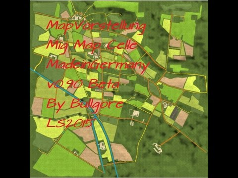 MIG Map MadeInGermany Region Celle v0.93 Beta