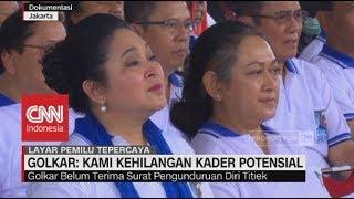 Video Yorrys: Titiek Kecewa Kepemimpinan Airlangga di Golkar MP3, 3GP, MP4, WEBM, AVI, FLV September 2018