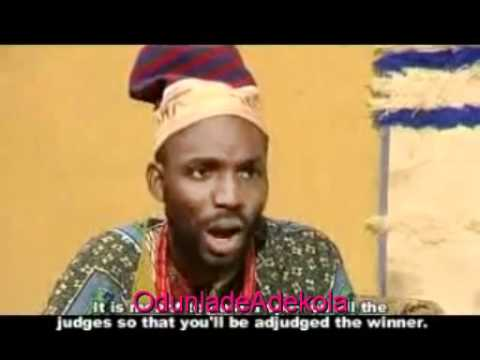 Jelili 2 Odunlade adekola Best Actor 2009 & 2010 too funny!!! nigerian yoruba movie 2011