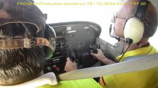 COSTA BLANCA vues aériennes de Mutxamiel Guardamar del Segura