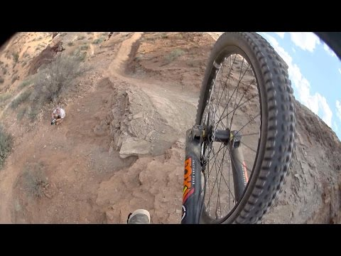 red bull rampage qualifier run 2014