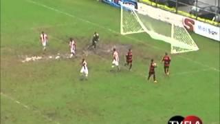 Flamengo 4 X 0 Bangu - Taça Guanabara Sub-17 (Carioca Juvenil) 2012 - Renato Maceió (2), Renan Donizete e Lincoln.