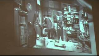 FilmsocialClub - Alex Marenga racconta Leòn Theremin