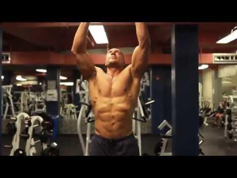 Как накачать мышцы спины упражнения