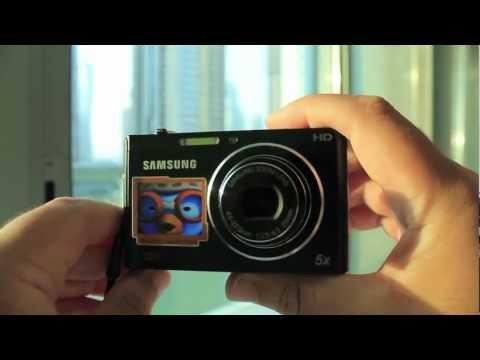 Samsung DV300F Smart Camera Review