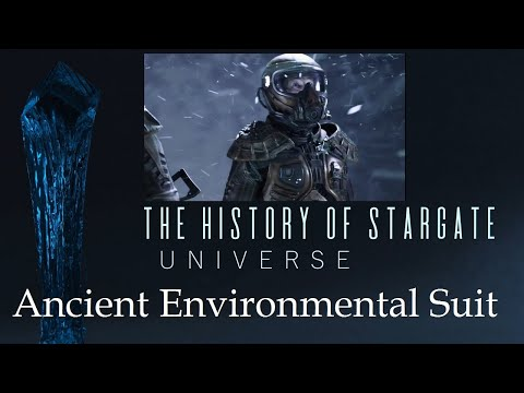 The Ancient Environmental Suit (Stargate Universe SGU)