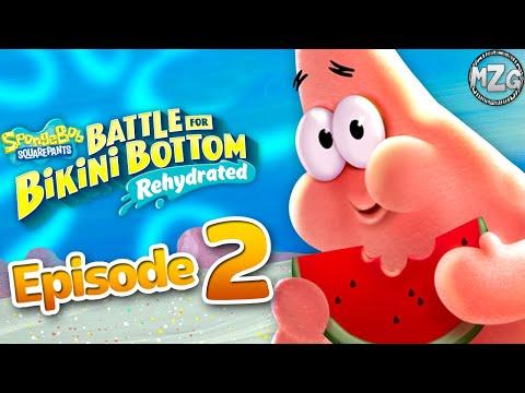 Patrick! Jellyfish Fields! - SpongeBob SquarePants Battle for Bikini Bottom Rehydrated Part 2