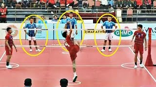Video Myanmar sepaktakraw Team On 'Mannequin' Protest | Respect Moment MP3, 3GP, MP4, WEBM, AVI, FLV Oktober 2018