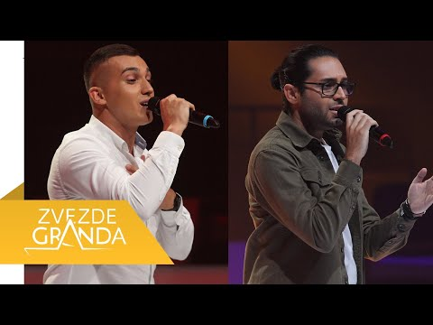 Mersed Heric i Mite Stoilkov - Splet pesama - (live) - ZG - 20/21 - 03.10.20. EM 36