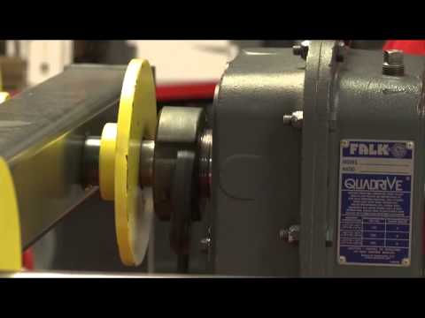 Tom's Toolbox - Falk - Demonstration on How to Properly Install a Shaft-Mount Gear Unit