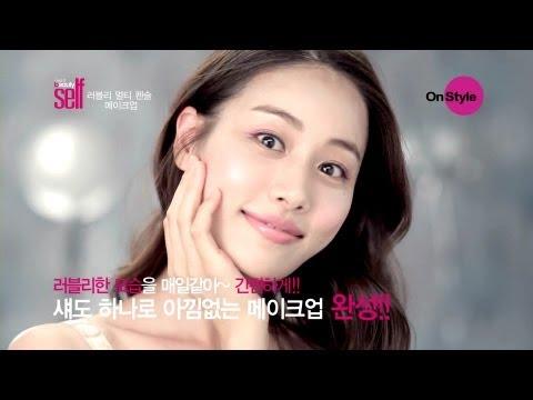 韓國女孩-化妝技巧(可愛彩筆化妝)-女生必看@@