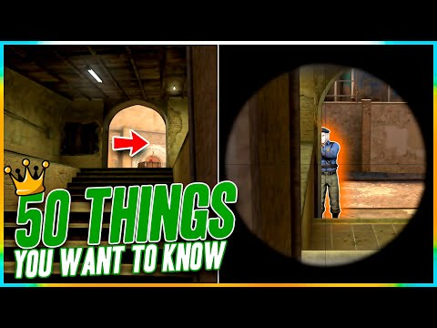 50 THINGS YOU WANT TO KNOW in CS:GO