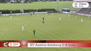 All six goals from United's second 6-0 pre-season victory in Austria. Hakeeb Adelakun (2), Cameron Burgess, Kevin van Veen, ...