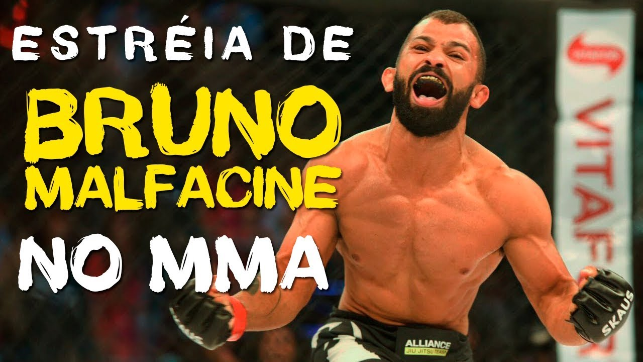 Estréia de Bruno Malfacine no MMA - Shooto Brasil 74