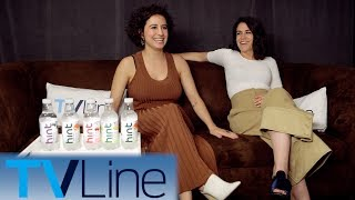 "Michael Ausiello's hilarious chat with Ilana Glazer and Abbi Jacobson (""Broad City"") at Comic-Con 2017. ► http://bit.ly/TVLineSubscribehttp://tvline.comFollow Us On SocialTwitter http://twitter.com/MichaelAusiello, http://twitter.com/TVLineFacebook http://www.facebook.com/pages/TVLineGoogle+ http://plus.google.com/+TVLine"