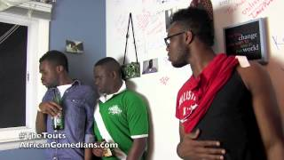 Comedy Video: The Touts - Osi The Killer