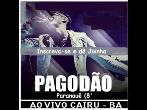 BANDA PAGODÃO 2014 - EM CAIRU-BA • CD COMPLETO