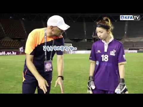 신의손 코치의 강가애 선수에 대한 평가 ㅣ WK리그 올스타전