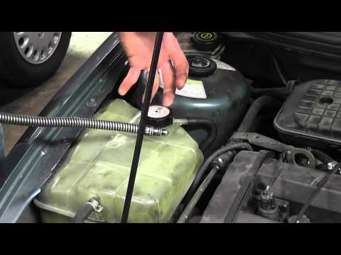 How to test for a bad head-gasket
