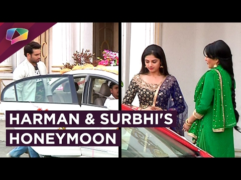 Harman teases Saumya and goes on a Honeymoon with