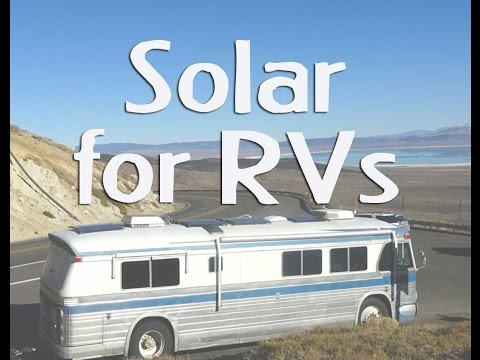 Solar Electrical Systems for RVs (Dec 2014)