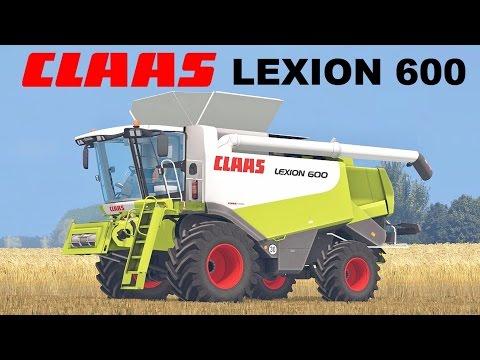 Claas Lexion 600 v2.0