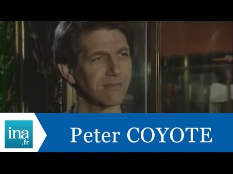 Peter Coyote répond à Peter Coyote - Archive INA