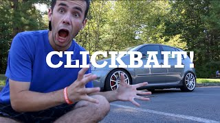 Let's talk about CLICKBAIT! by Ignition Tube