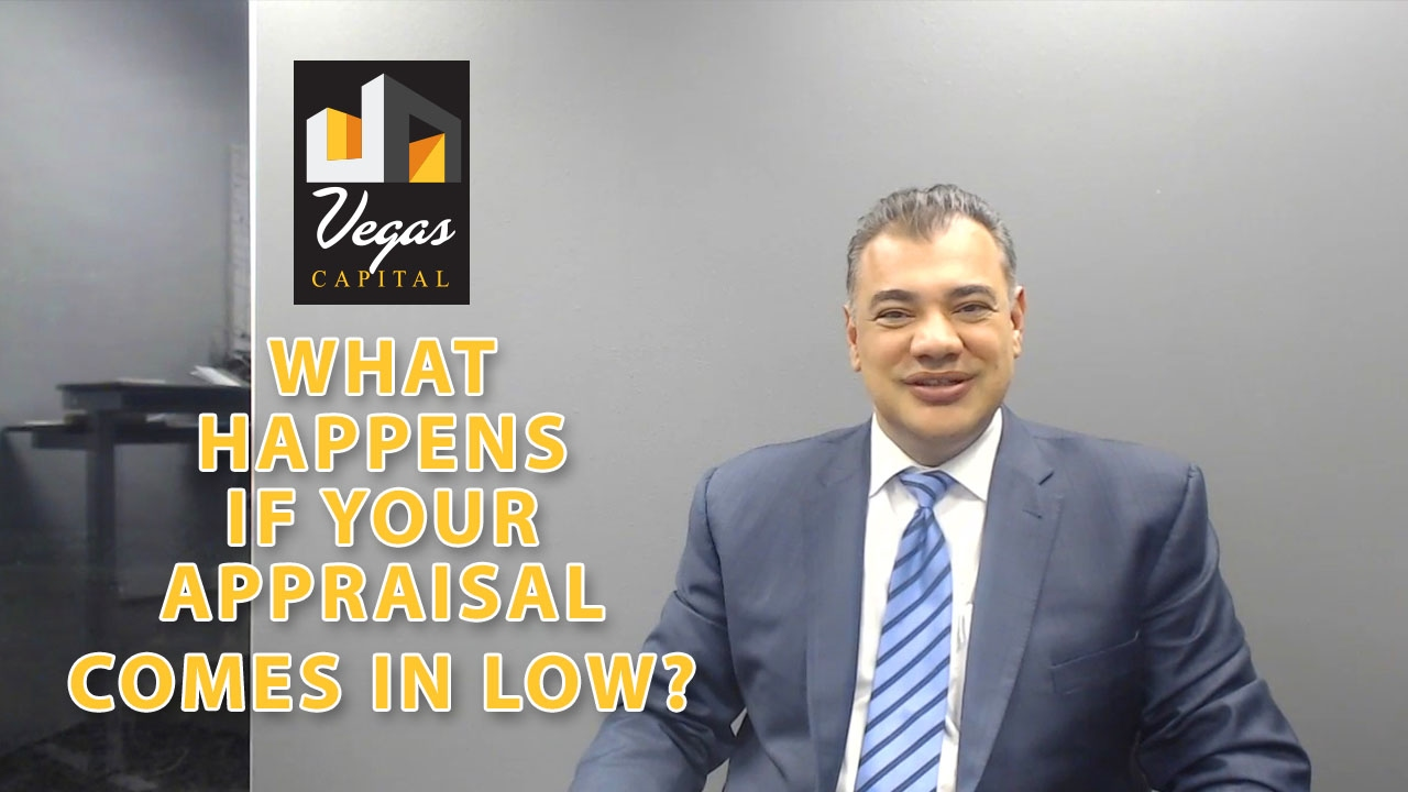 What Happens When the Appraisal Is Lower Than Sale Price?