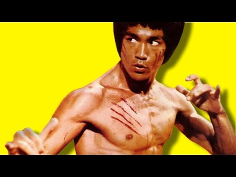 Top 10 Coolest Things About Bruce Lee