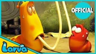 Download Lagu LARVA Funny Animation   LARVA AND THE SPAGHETTI   Cartoons For Children   LARVA Official Mp3