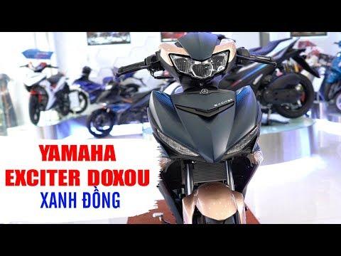 Yamaha Exciter 150 2019 DOXOU Pan Asean Xanh Đồng Ánh Hồng ▶ Tổng quan sản phẩm - Thời lượng: 2 phút, 38 giây.
