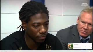 Charles Martin Post Fight Interview