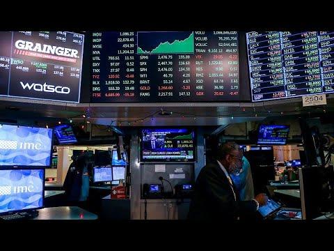 Θεαματική άνοδος στην Wall Street