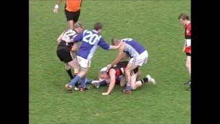 Lindisfarne Australia  city photos : AFL Grandfinal Brawl KO