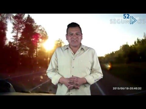 #52segundos - Recomendaciones para prevenir accidentes en periodo vacacional