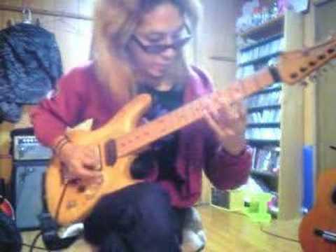 Súper Mario Bros en Guitarra Eléctrica