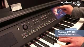 Download Lagu Yamaha CVP-609 Demo piano sounds Mp3