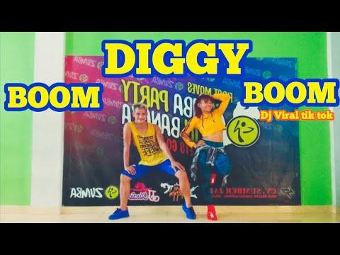 DJ VIRAL BOOM DIGGY - REMIX TIK TOK BOLLYWOOD
