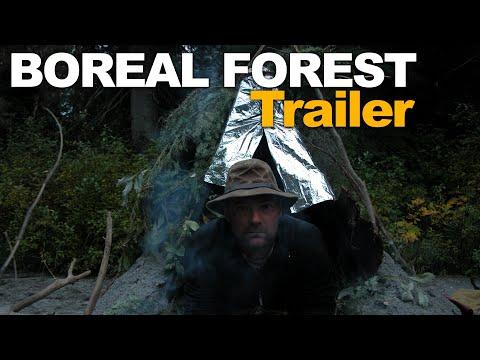 Survivorman | Season 1 | Episode 1 | Boreal Forest | Les Stroud