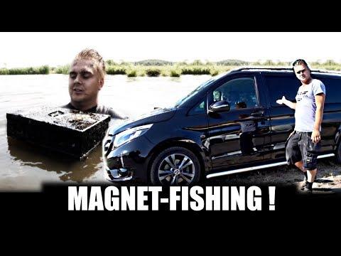 MAGNEETVISSEN - WE GEVEN EEN PRIKSTOK WEG (видео)
