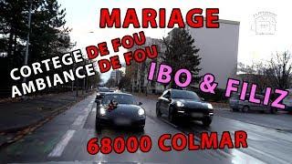 Download Lagu MARIAGE AMBIANCE DE FOU !! CORTEGE DE FOU !! IBO & FILIZ - 68 COLMAR - DJ YUNUS Mp3