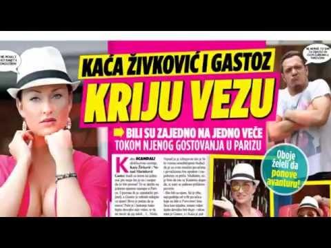 Scandal novine najnoviji broj: Gastoz varao devojku sa Kaćom, Milica Todorović gazila Ružicu i Mimi Oro, Aleksandri Priović zbog Ćazima prete smrću