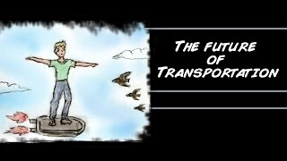 The Future of Transportation - Comic Strip