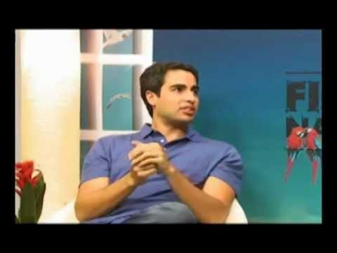 Priscila Kirsner entrevista Ricardo Cardim