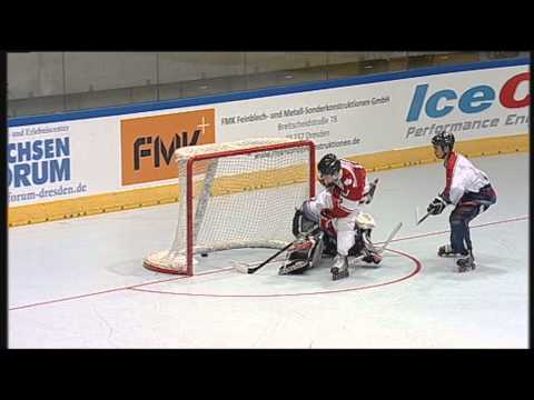 Canada vs. USA – 2013 IIHF InLine Hockey World Championship