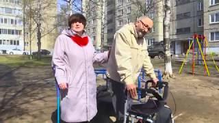 История любви Сергея и Марины Вицыных